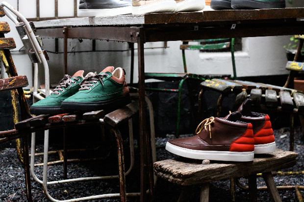 Filling Pieces 2011 Fall/Winter Collection
