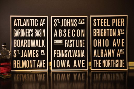 Flying Junction: Prohibition Era Atlantic City Prints