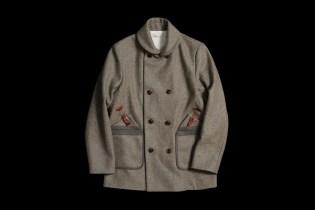 Folk Wool Overcoat