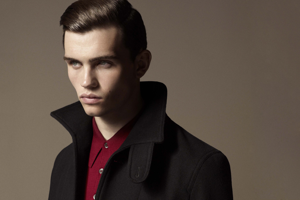 """Fred Perry 2011 Fall/Winter """"Friends of Fred"""" Collection featuring Garbstore, Alfred Sargent & John Smedley"""