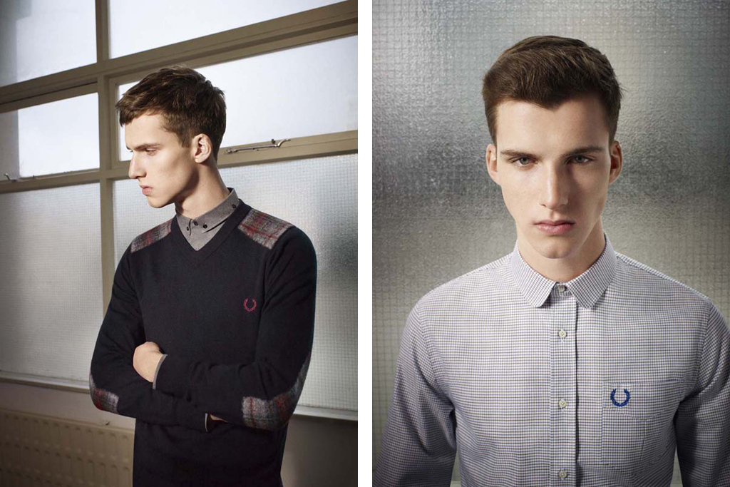 """Fred Perry """"Laurel Wreath"""" 2011 Fall/Winter Collection"""