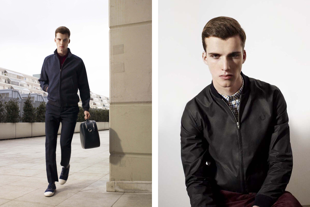 fred perry laurel wreath 2011 fallwinter collection