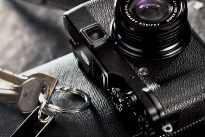 Fujifilm X10 Promotional Video
