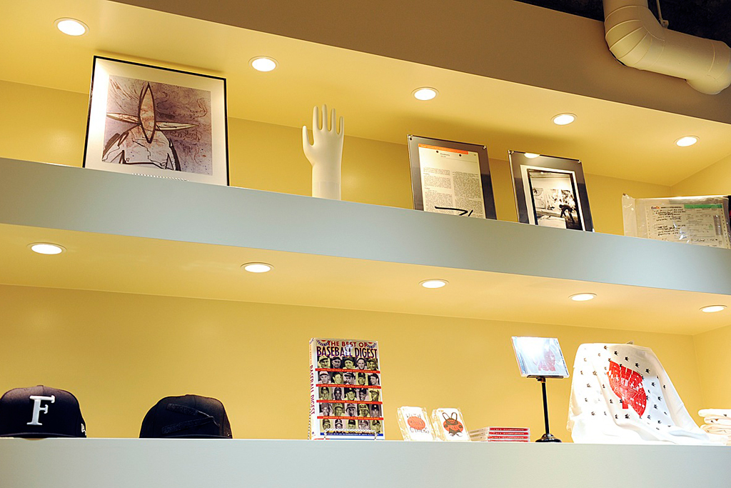 Futura Laboratories Store Renewal
