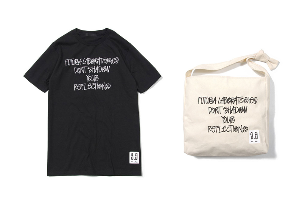futura laboratories x stussy fl shop re opening collection