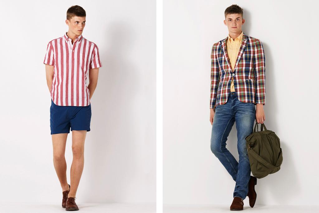 GANT Rugger 2012 Spring/Summer Collection