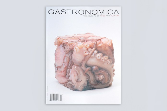 Gastronomica Fall 2011 Issue