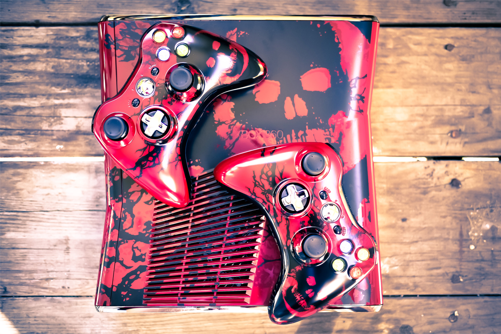 Microsoft Xbox 360 Gears of War 3 Special Edition