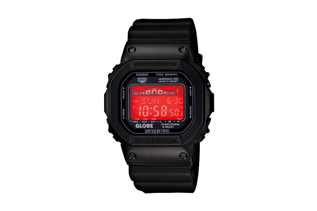 Globe x Casio G-Shock GRX-5600GE