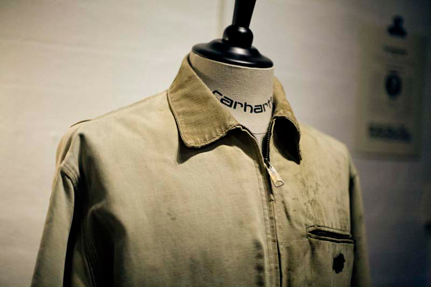 "Goodhood x Carhartt ""1889"" Exhibition @ Goodhood Gallery Recap"
