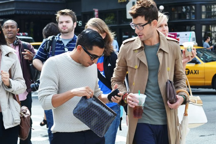 GQ: 2011 Street Style New York