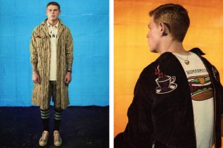 GRIND Magazine: HUMAN MADE 2011 Fall/Winter Editorial