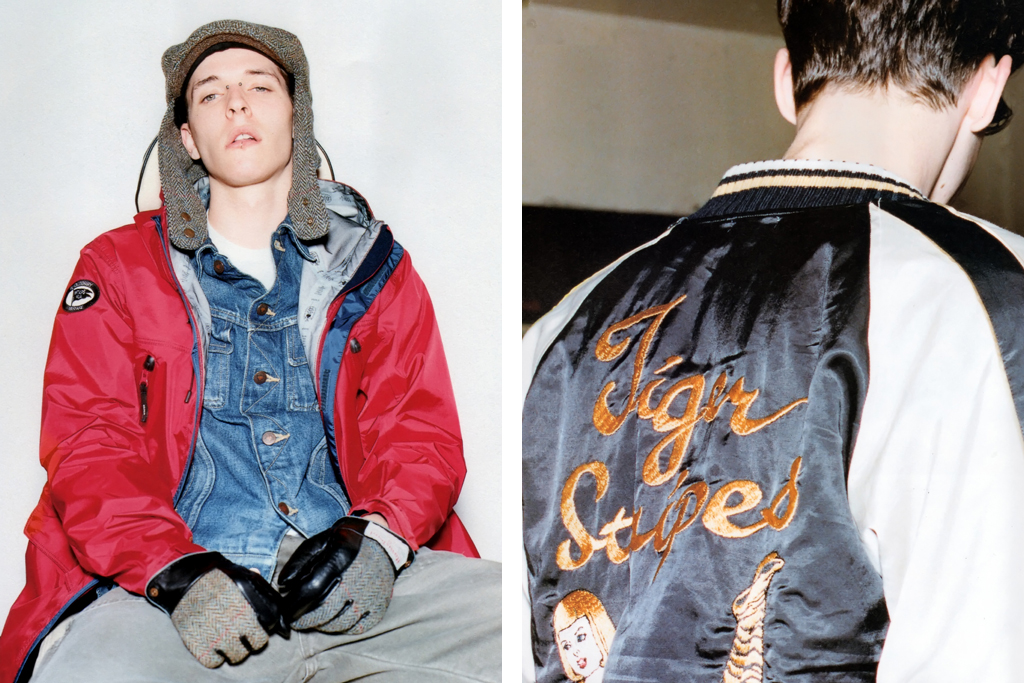 GRIND Magazine: WTAPS 2011 Fall/Winter Editorial
