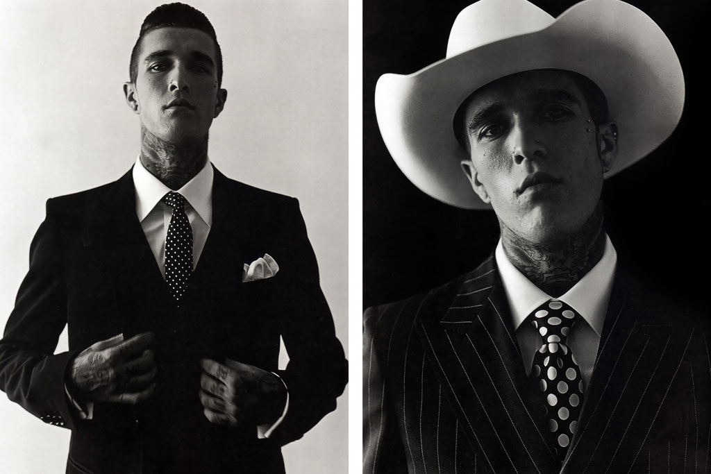 """GRIND Magazine: WACKO MARIA 2011 Fall/Winter """"THE AMERICANS"""" Collection Editorial"""