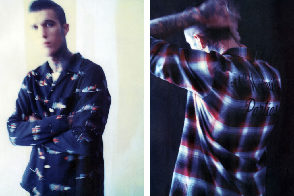 "GRIND Magazine: WACKO MARIA 2011 Fall/Winter ""THE AMERICANS"" Collection Editorial"