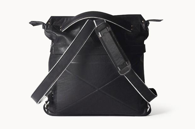 hard graft back2back rucksack