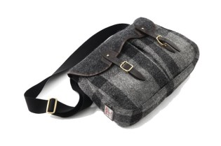 Harris Tweed x Silas 2011 Fall/Winter Satchels