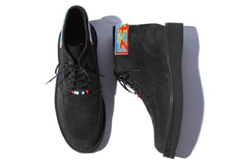 HEC by Hectic x Ilmari x Rhythm Leather Boots