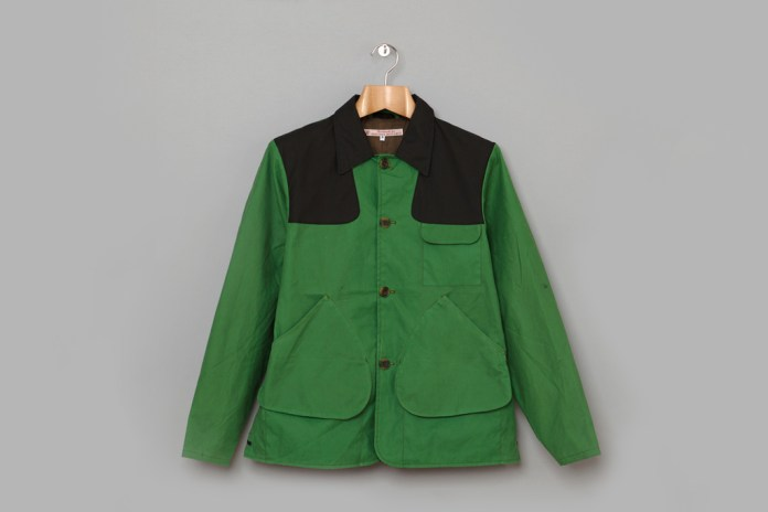 Heritage Research Nantucket Jacket