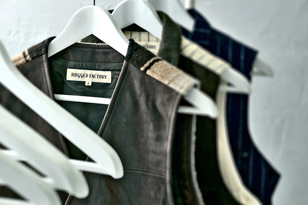 honeyee: RUGGED FACTORY 2011 Fall/Winter Collection
