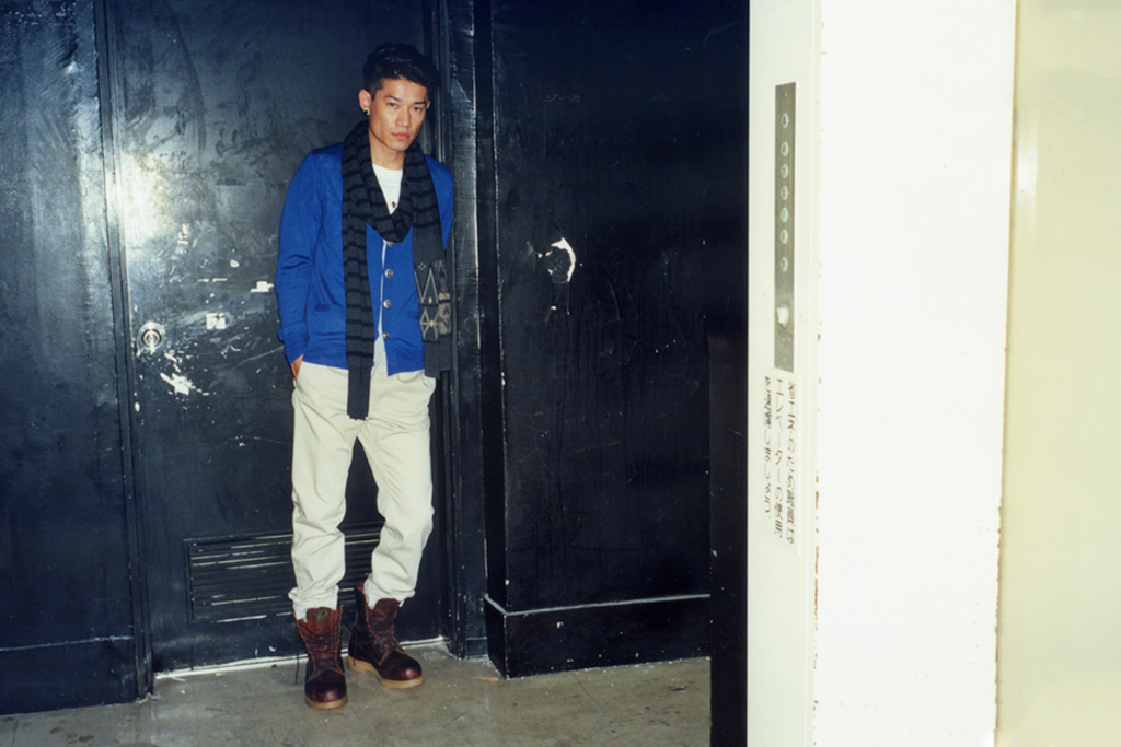 "honeyee: sacai 2011 Fall/Winter ""Savageness"" Editorial"