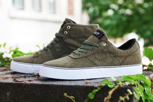 "HUF 2011 Fall/Winter ""Rain Camo"" Collection"