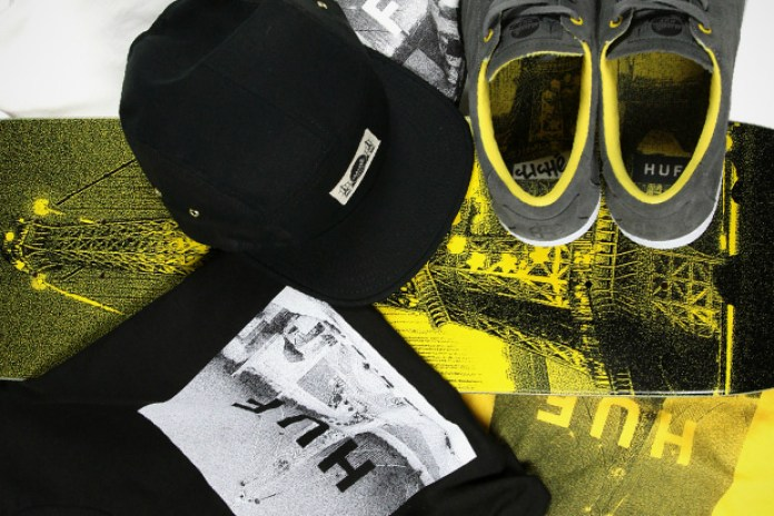 HUF x Cliché Skateboards 2011 Fall Capsule Collection