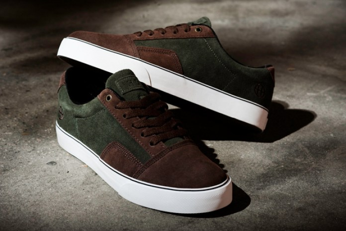 HUF Footwear 2011 Fall Delivery Two