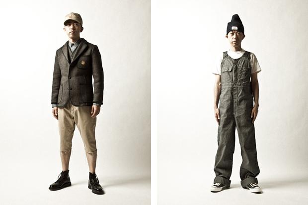 HUMAN MADE 2011 Fall/Winter Lookbook