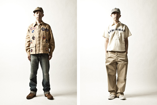 HUMAN MADE 2011 Fall/Winter Lookbook