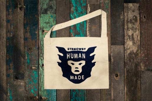 HUMAN MADE Canvas Tote Bag