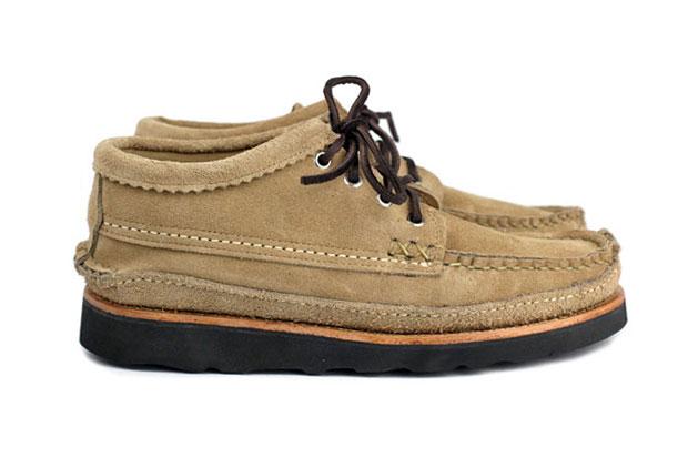 Inventory x Yuketen 2011 Fall/Winter Maine Guide Shoe