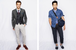 J.Crew 2012 Spring/Summer Collection