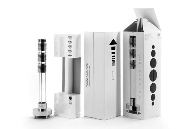 jarre aerosystem one speakers