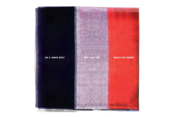 Jay-Z & Kanye West – Why I Love You (Artwork)