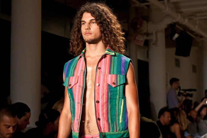 Jeremy Scott 2012 Spring/Summer Collection
