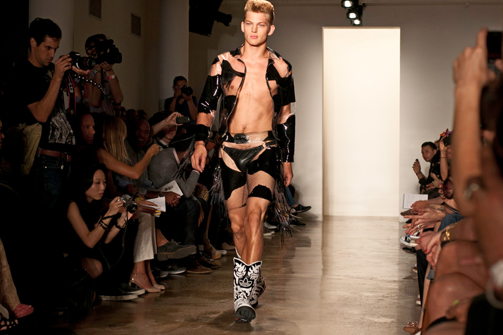 jeremy scott 2012 springsummer collection