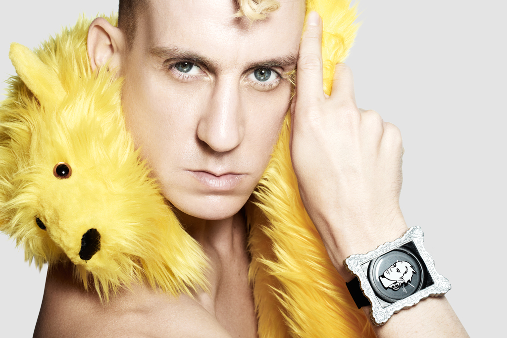 Jeremy Scott x Swatch 2011 Fall/Winter Collection