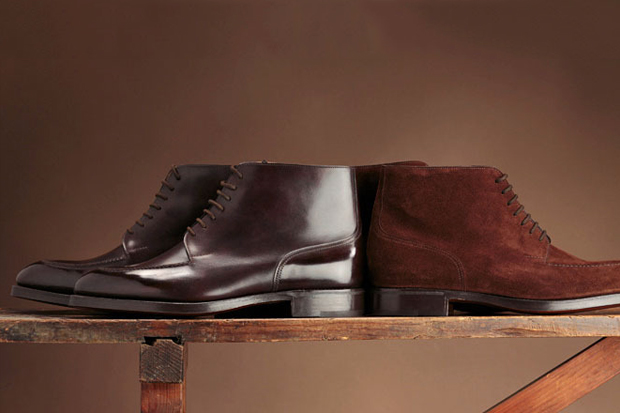 John Lobb 2011 Fall/Winter Collection