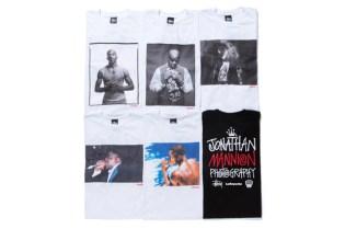 Jonathan Mannion x Lafayette x Stussy T-Shirt Collection