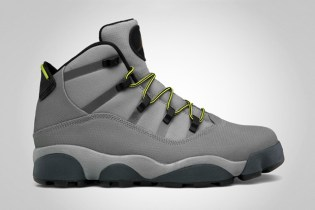 Jordan Winterized 6 Rings Light Charcoal/High Voltage