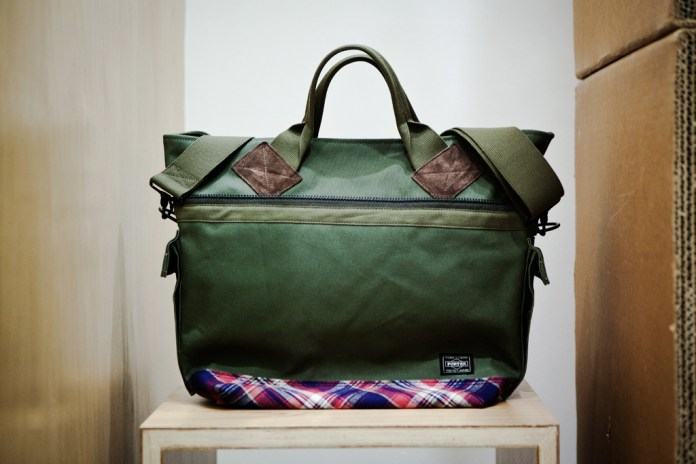 Junya Watanabe COMME des GARCONS MAN x Porter Messenger Bag