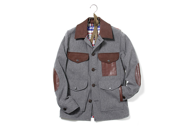 comme des garcons junya watanabe man serge corduroy jacket 2