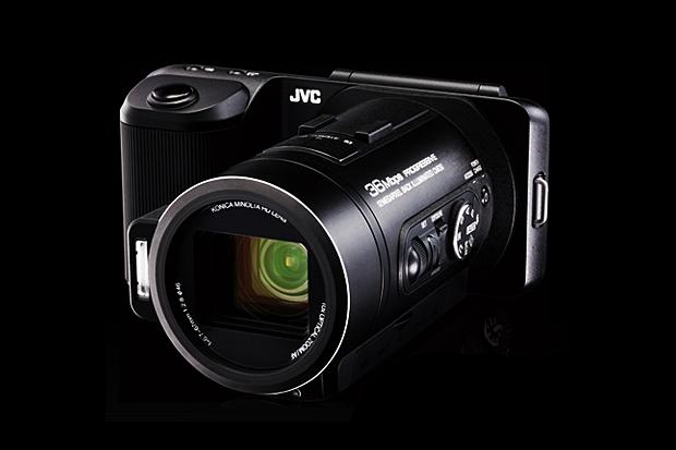 JVC GC-PX10 Hybrid Camera