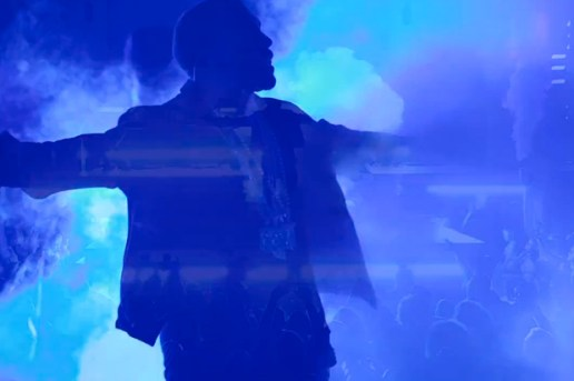 Kanye West & G.O.O.D. Music Live @ Heineken Red Star Access
