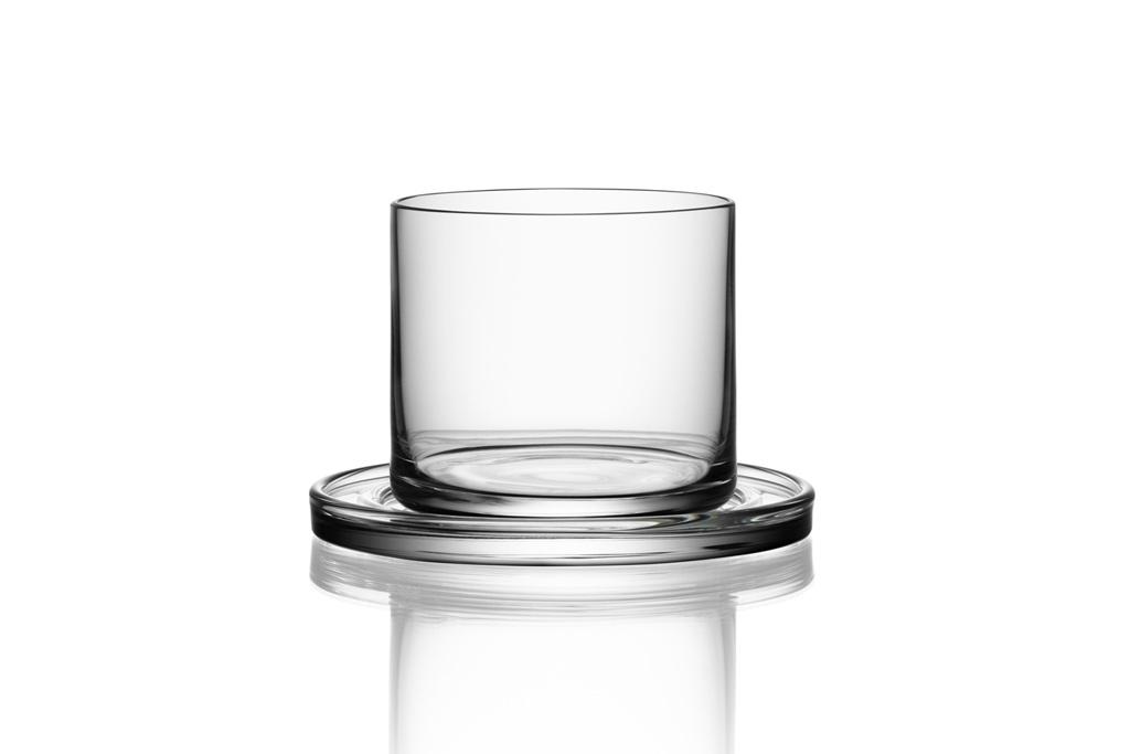 karl lagerfeld x orrefors glassware