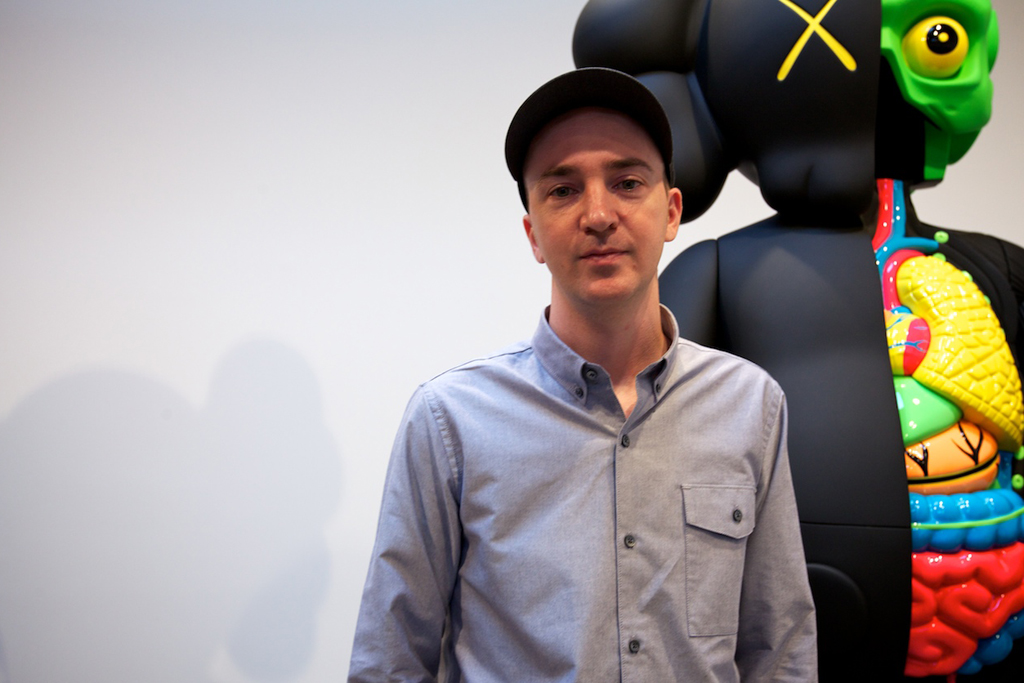 kaws hold the line exhibition honor fraser recap