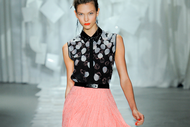 kaws x jason wu 2012 springsummer womens collection