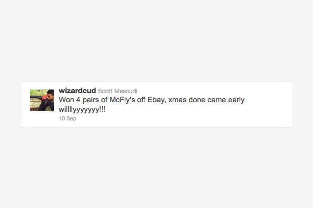 Kid Cudi Buys 4 Pairs of Nike MAG
