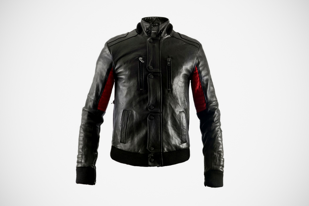 Kid Cudi Leather x Surface To Air Jacket Collection